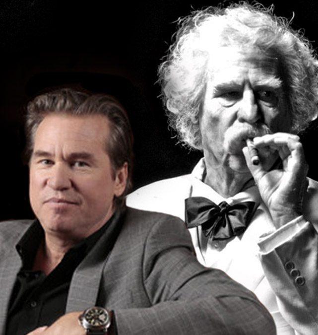 Val Kilmer Live Presents Cinema Twain