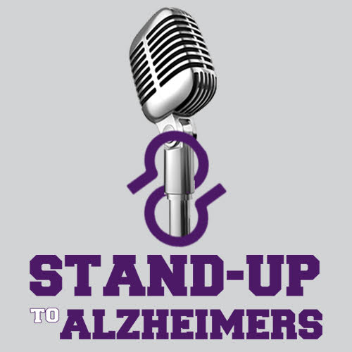 Stand up to Alzheimer's