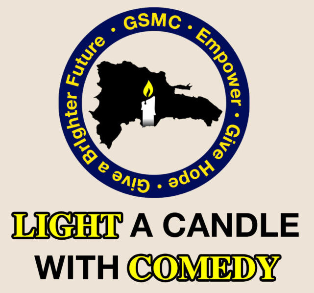 Light a Candle with Comedy